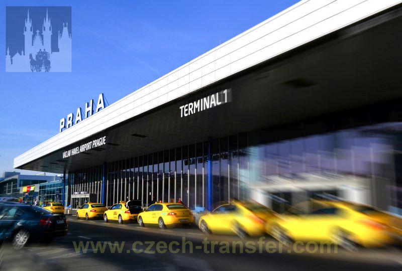 Prague Airport Transfer