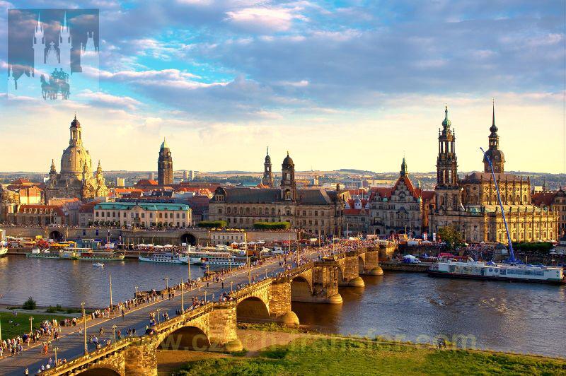 Трансфер и экскурсии в Дрезден