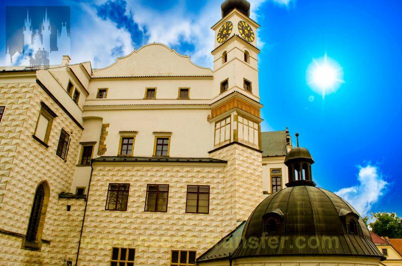Трансфер и экскурсии в Пардубице