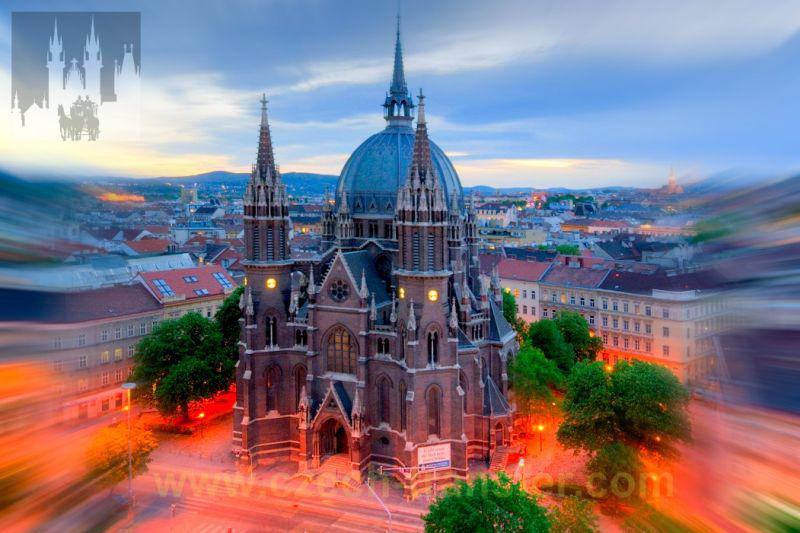Трансферы и экскурсии из Праги в Вену